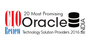 20 Most Promising Oracle Solution Providers- 2016