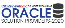 20 Most Promising Oracle Solution Providers - 2020