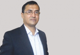Arindam Sarma, Dy. General Manager - IT (CIO), Albert David Limited